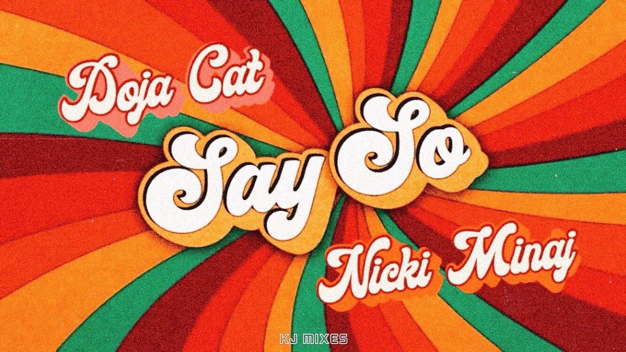 Download Doja Cat ft. Nicki Minaj - Say So (Remix) // (improved version)