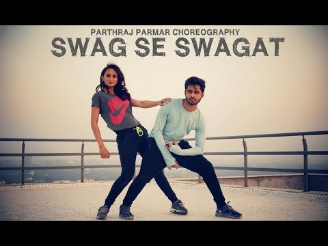 Swag Se Swagat Dance Choreography by...