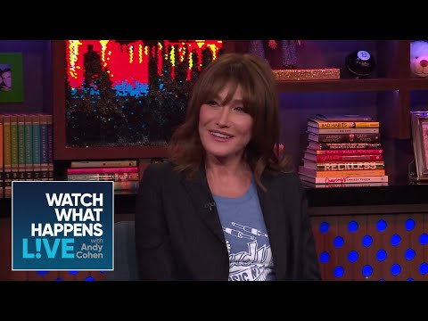 Carla Bruni's Advice To Melania Trump | WWHL