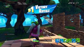 Fortnite Xbox Gameplay || 11 Kill aggressive plays with intense end game