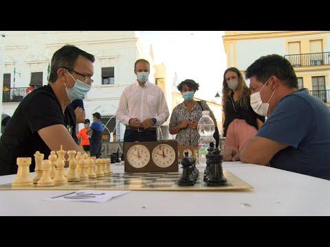Cartaya Tv   Éxito en la XXX Open de Ajedrez Playas de Cartaya