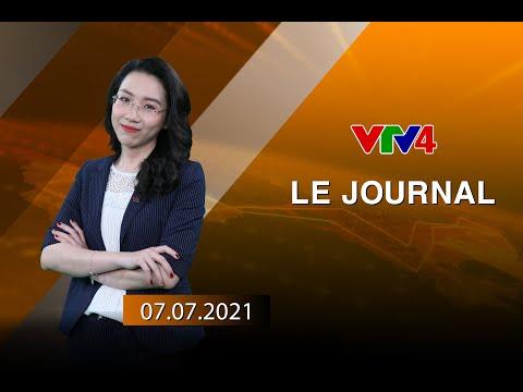Le Journal - 07/07/2021| VTV4