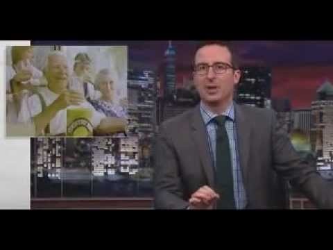 Last Week Tonight With John Oliver  Obama Confess His Mistakes