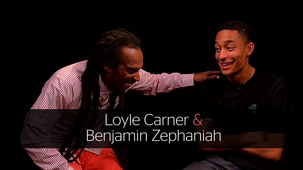 Loyle Carner & Benjamin Zephaniah