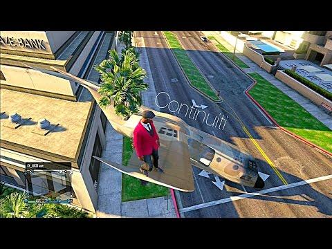 GTA 5 Online: Livestream 11415 Naked Village [Unedited] PS3