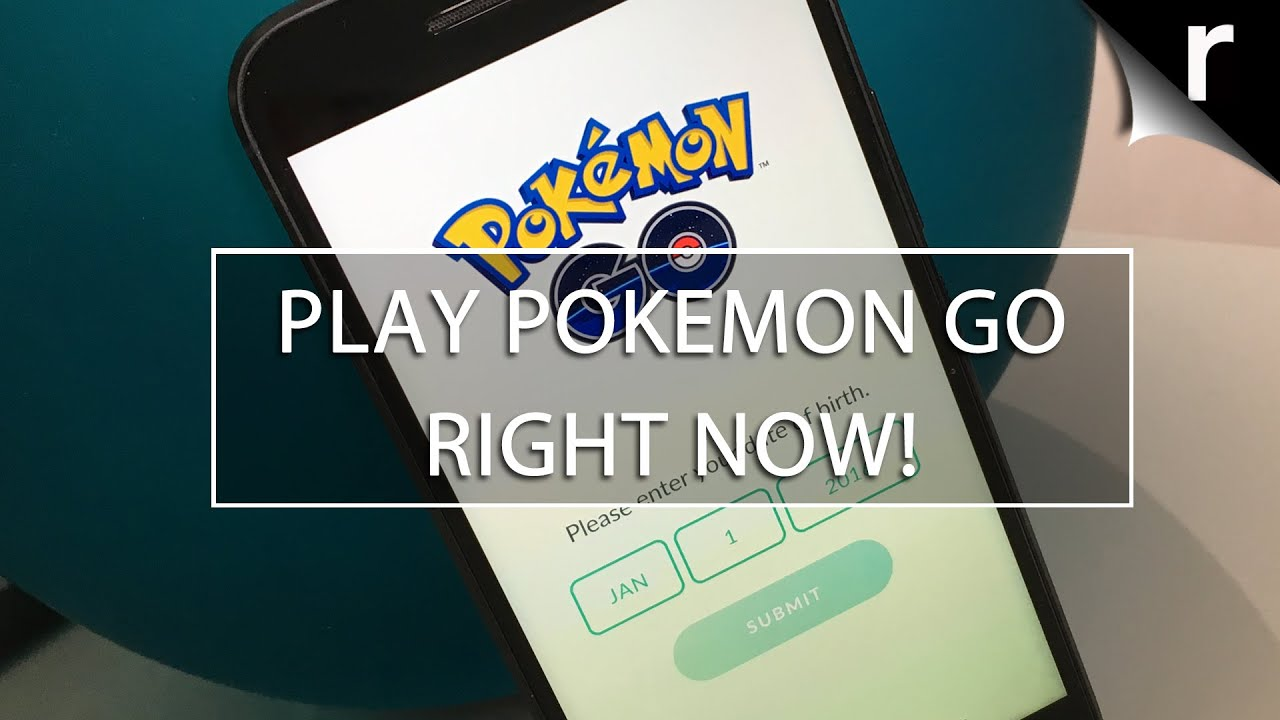 Скачать Pokemon GO на андроид - Play Market - Плей Маркет