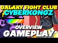 CYBERKONGZ X GALAXY FIGHT CLUB - GAMEPLAY, COLLABORATION, MARKET, WHAT IS CYBERKONGZ, TOP NFT GAMES