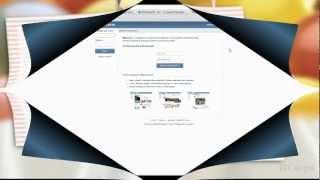 Как создать свою страничку в соцсети ВКонтакте.