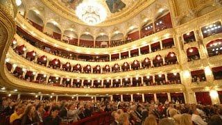 Полина Антоненко и Илья Кауфман выступили в Одесском театре Оперы и Балета