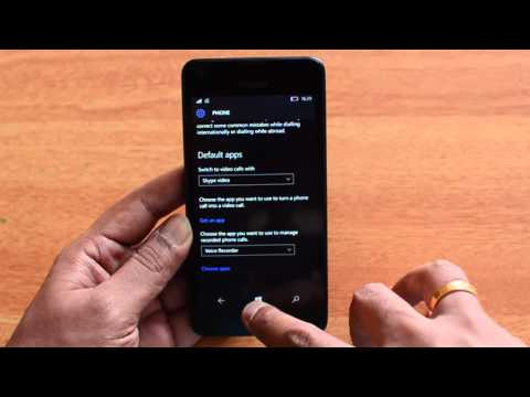 How To Record Calls On Windows 10 Mobile