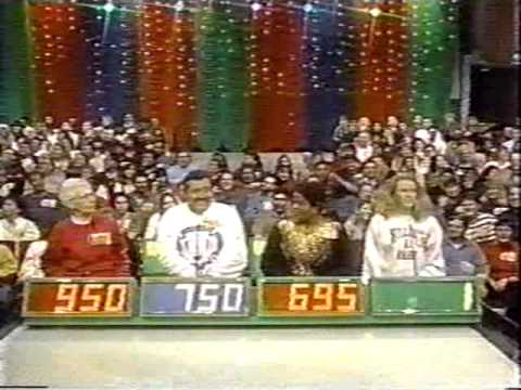 The Price is Right (Barker) 1995 Jade Mills Breaks the Bank