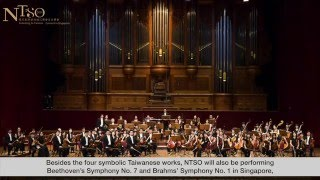 The National Taiwan Symphony Orchestra debuts in Singapore