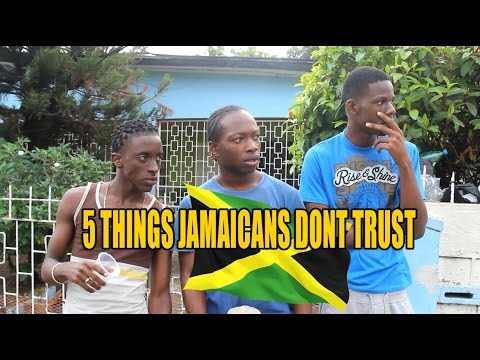 5 Things Jamaicans Dont Trust @JnelComedy