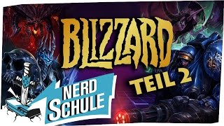 BLIZZARD Teil 2: Die Games und der Kult! - NERDSCHULE
