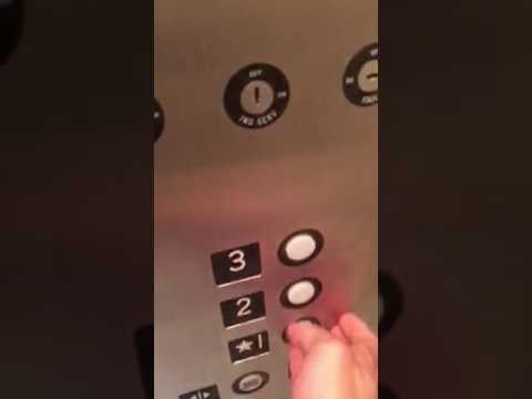 Delaware elevator at the Best Western hotel in Bear Delaware