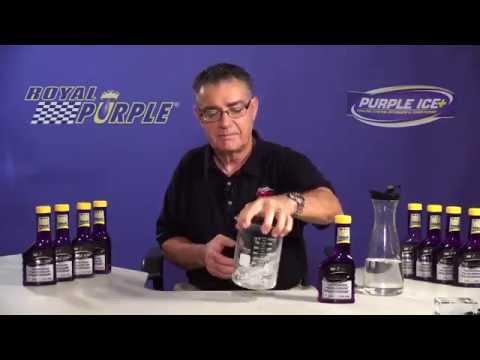 Bobby Likis Purple Ice   Royal Purple
