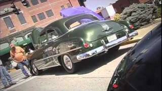 LS1 Powered 1949 Pontiac Video Somernites Cruise Coverage V8TV