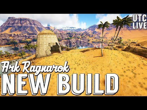 NEW COMMUNITY CENTER BUILD PROJECT :: Saturday Morning Ark Live :: Geeks Ragnarok :: Ark Ep. 14