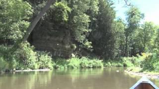 canoe kickapoo river wi