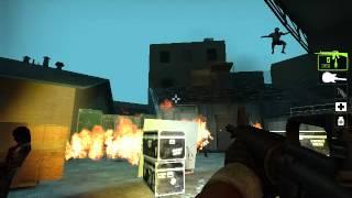 JUGANDO LEFT 4 DEAD 2 CON MI FRIKI VOZ X3 (VIDEO DE OCIO)