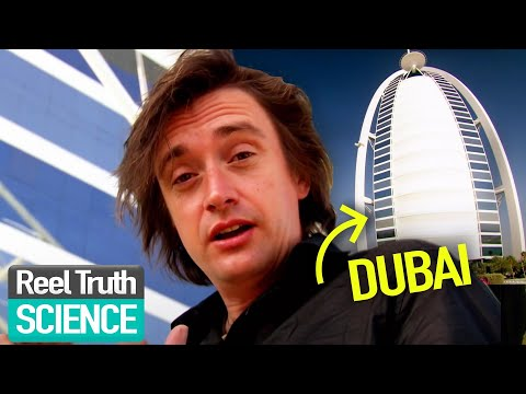 Engineering Connections - Burj Al Arab Hotel | Science Documentary | Reel Truth Science