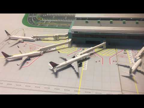 Fairbanks International Airport 1:400 Scale