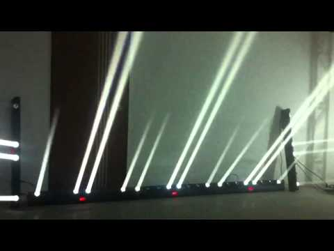 Art-Bean Lighting 8Head Linear Beam Pixel AB-8HLB