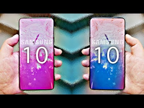 Samsung Galaxy S10 - ULTIMATE TRANSFORMATION!!!