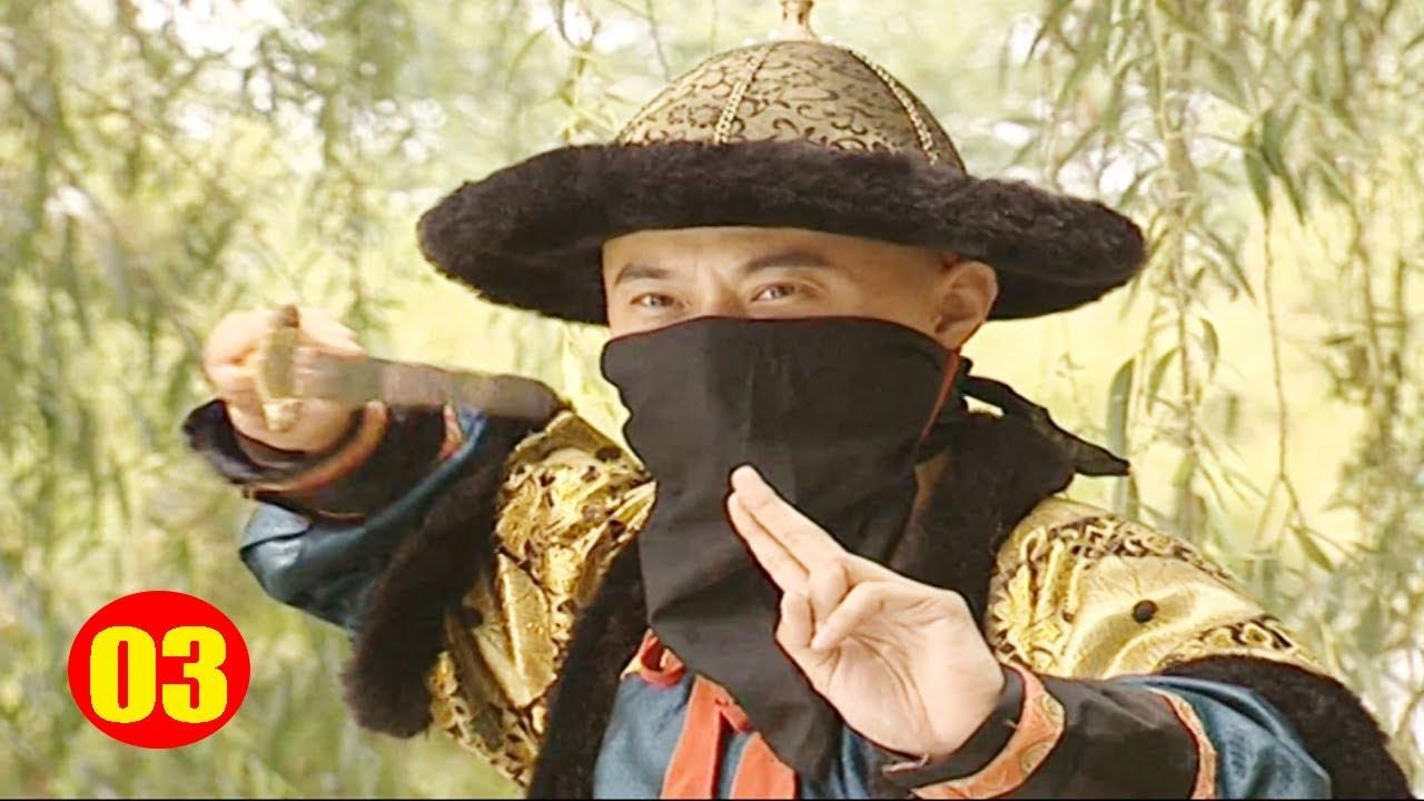 Mới Nhất Họa Sư Cung Đình - Tập 3 | Phim Bộ Kiếm Hiệp Trung Quốc Hay Nhất - Thuyết Minh