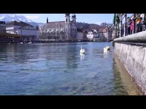 Lucerne, Switzerland - In A Nutshell