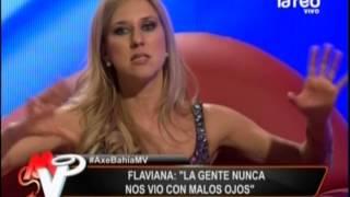 Flaviana de Axé Bahía baila en MV
