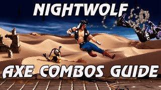 Video Nightwolf axe combos guide (en subs) download MP3, 3GP, MP4, WEBM, AVI, FLV November 2018
