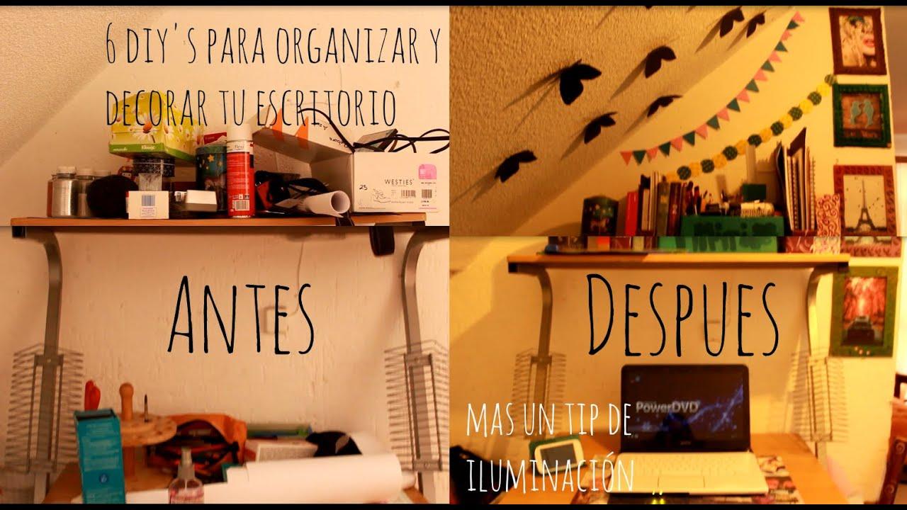 Ordenar Cuartos. Ideas Para Decorar Y Organizar Compartidas Por Nios ...