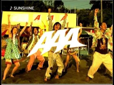 AAA / 夏もの(TV SPOT)
