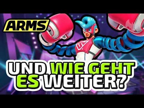 UND WIE GEHT ES WEITER? - ♠ ARMS GUIDE ♠ - NINTENDO SWITCH  - Dhalucard