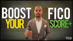 3 Secrets To Boosting Your FICO Score