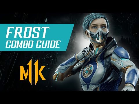 Frost Combo Guide (Tournament/Ranked) – Mortal Kombat 11