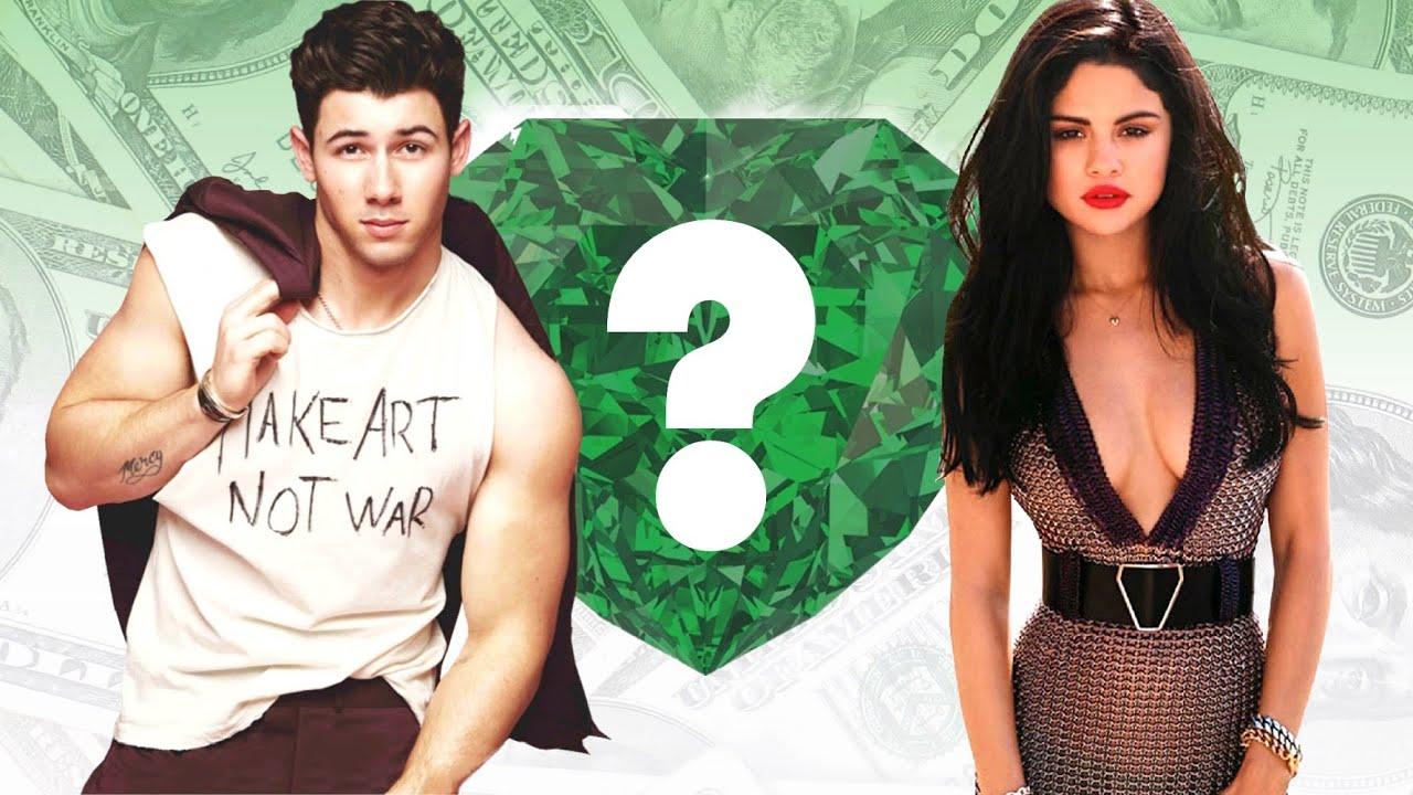 WHO'S RICHER? - Nick Jonas or Selena Gomez? - Net Worth ...