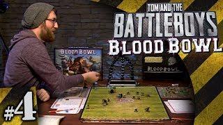 BATTLEBOYS - Bloodbowl #4 - The Coin Toss