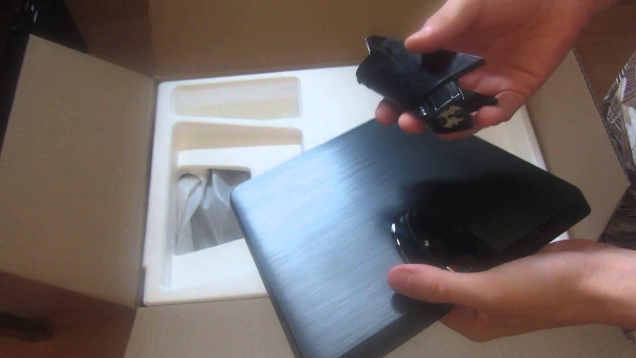Unboxing LG 22EN33S LED Monitor