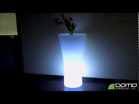 Arredi luminosi montaggio kit led a batteria youtube for Montaggio arredi