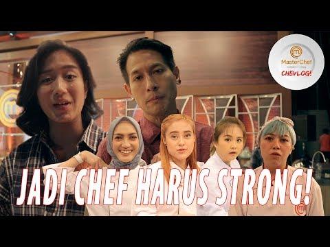 Tidak Ada Hari Libur Untuk Chef  Chevlog MasterChef Indonesia