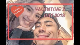 How I spent Valentine's Day 2019!! (OUR SIMPLE CELEBRATION)   Valentine's Series Day 5