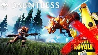 Dicen que este juego destrosará a Fortnite! Dauntless