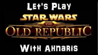 Sith Warrior Episode 1 // Star Wars: The Old Republic