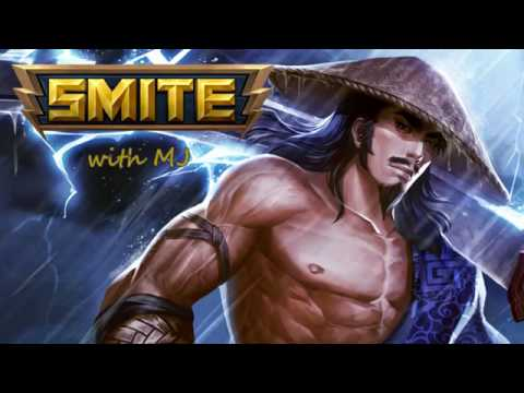 SMITE PVE charity challenge with MJ: Smashing past round six