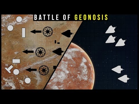 The Republic's Awful Tactics at the Battle of Geonosis | Star Wars Battle Breakdown
