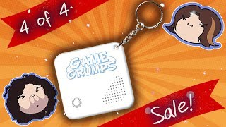 GAME GRUMPS Keychain HOLIDAY SALE!!