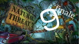 WALKTHROUGH - NATURAL THREAT 2 -  EP. 9 COLLECTING THE STRANGE GLOW (FINALE)