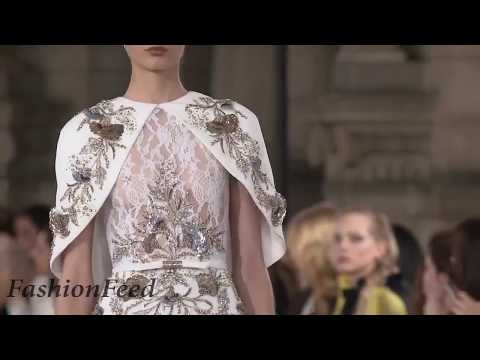 Georges Hobeika   Haute Couture Fall Winter 2016 2017 Full Show